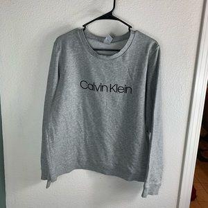 Calvin Klein Sweatshirt XL Gray